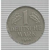 Alemania 1 Mark 1960 J