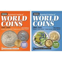 Pack 160 Catalogos Monedas Y Billetes Incluyen Krause 2016