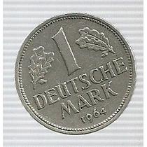 Alemania 1 Mark 1964 J
