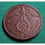 Alemania Nazi Espectaculares 2 Reichspfenig 1937 D T. Reich