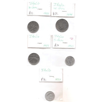 Austri. España. Otros. Lote De 21 Monedas. Lote 1.