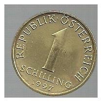 Austria 1 Shilling Año 1997 Excelente