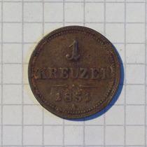 Austria 1 Kreuzer 1851 A