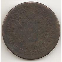 Austria, 3 Kreuzer, 1851 G. F