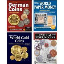 13 Catalogos Krause De Monedas Y Billetes