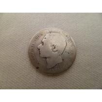 ººº España Antigua 1.- Peseta Año 1883 Plata ººº #735