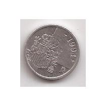 España Moneda De 1 Peseta Año 1994 !!