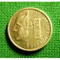 España 1 Peseta 1999 - Sin Circular - Por Capital Y Pcia.
