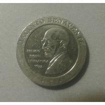 Moneda De 200 Pesetas 1997 De España, Jacinto Benavente