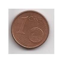 España Moneda De 1 Cent De Euro Año 2003 !!