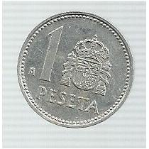 España 1 Peseta 1985