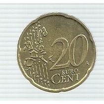 España 20 Centavo 2002