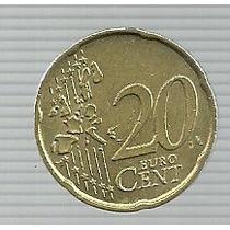 Francia 20 Centavos 2002