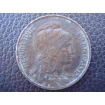 Francia - Moneda De 10 Céntimos, Año 1900 - Muy Bueno