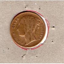 Moneda Reina Victoria 1830