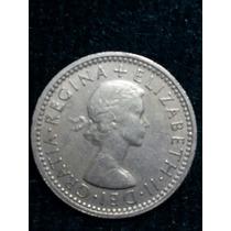 Moneda Inglaterra 1961/ 6 Pence Ref P5-3