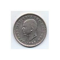 Grecia 10 Drachmai 1959 Nickel Mm 1178