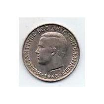 Grecia 10 Drachmai 1968 C/n Mm 1257