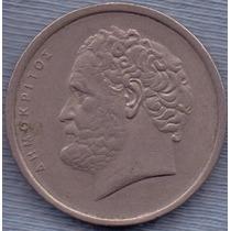Grecia 10 Drachmai 1978 * Democritus *