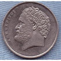 Grecia 10 Drachmai 2000 * Democritus *