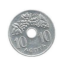Grecia 10 Dracma 1959 S/c