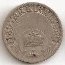Hungria Reino, 10 Filler, 1926. Vf / Vf+