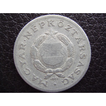 Hungria - Moneda De 1 Florin, Año 1967 - Muy Bueno