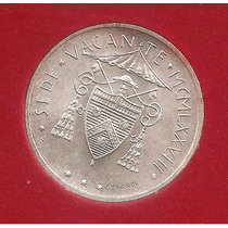 Ciudad Del Vaticano, 500 Lire, 1978. Plata. Sede Vacante Set