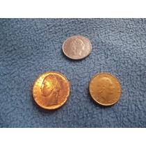 Monedas Italianas Liras