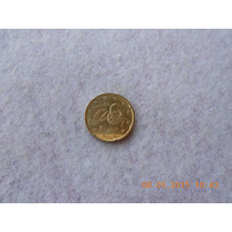 Euro 20 Centavos España Año 2014