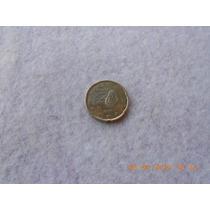 Euro 20 Centavos España Año 1999