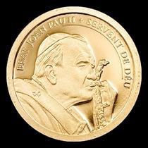 Andorra Moneda 1 Diner 2011 - Beat. Juan Pablo Ii - Oro Puro