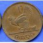 Irlanda 1 Penny 1942 * Gallina Con Pollitos *