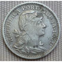Portugal 50 Centavos De Escudo 1959 Excelente
