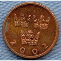 Suecia 50 Ore 2002 * Carl Xvi *