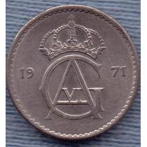 Suecia 10 Ore 1971 * Gustaf Vi *