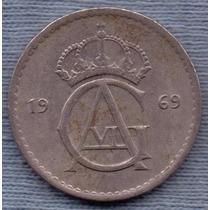 Suecia 50 Ore 1969 * Gustaf Vi *