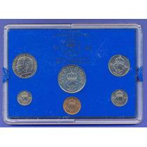 Suecia 5,10,25,50 Ore Y 1,5 Kronor 1984 * Mint *