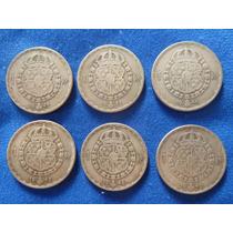 Suecia Lote De Monedas De Plata Krona Dif.años.f35/06.03.15