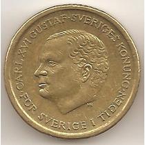 Suecia, 10 Kronor, 1992. Xf