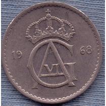 Suecia 50 Ore 1968 * Gustaf Vi *