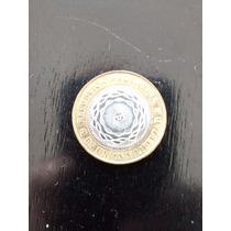 Numismatica Moneda De 2$ Del 2010 Union Y Libertad -argent