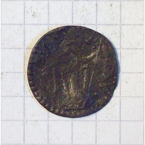 Moneda Cobre Muy Antigua A Clasificar