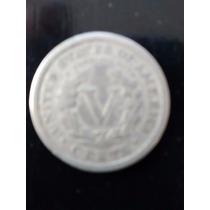 Numismatica Moneda De 5 Centavos Año 1899