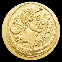 Palau - Moneda 1 Dólar 2009 Julio César - Oro 999, Proof