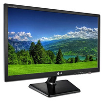 Pc Monitor Lcd Led 19 Samsung O Lg Widescreen 3 Años Gtia