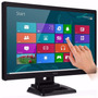 Monitor Tactil 23.5 Viewsonic Td2420 Multi Touch Screen Hd