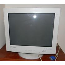 Monitor 17 Pulgadas Samsung Pantalla Plana Syncmaster 793v