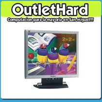 Monitores Lcd 17 En San Miguel En Outlethard !!!