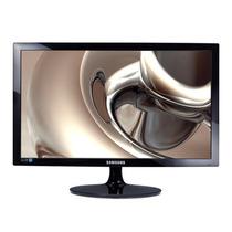 Monitor Pc Led Samsung 19 Hd Mega Contraste 19c300 Novogar